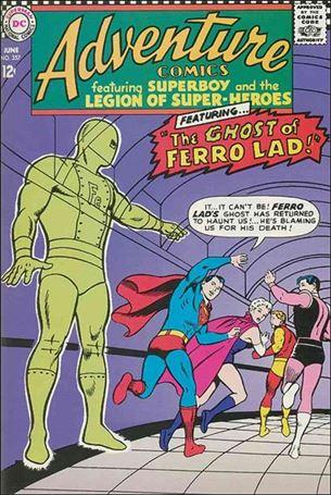 Adventure Comics (1938) 357-A