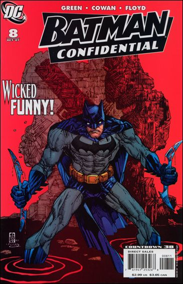 Batman Confidential 8-A by DC