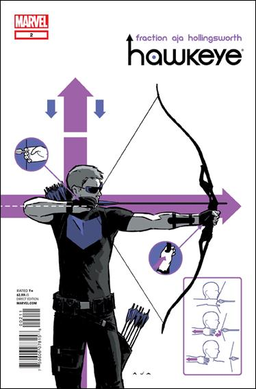 Hawkeye (2012) 2-A by Marvel