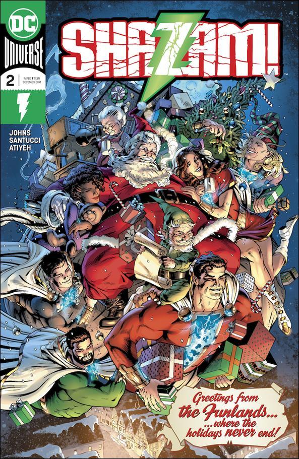 Shazam! (2018) 2-A by DC