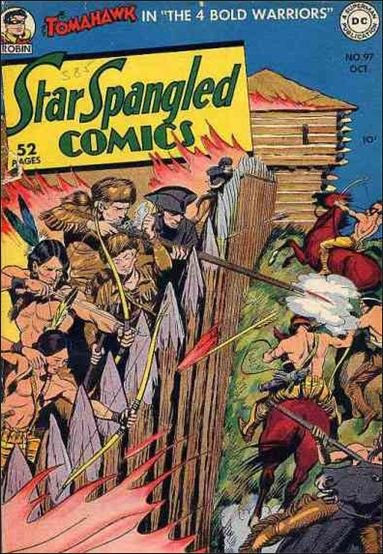 Star Spangled Comics (1941) 97-A by DC