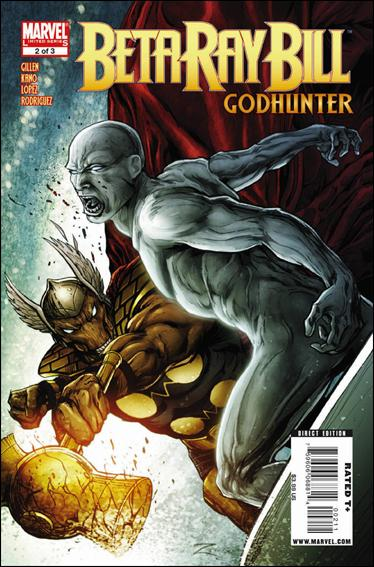 Beta Ray Bill: Godhunter 2-A by Marvel