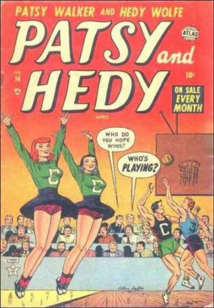 Patsy and Hedy 14-A