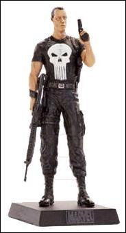 Classic Marvel Figurine Collection (UK) Punisher by Eaglemoss Publications