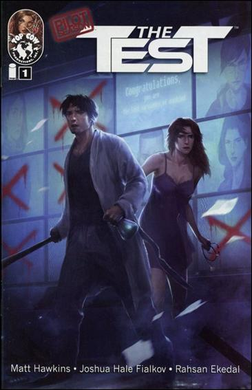 Pilot Season: The Test 1-A by Top Cow