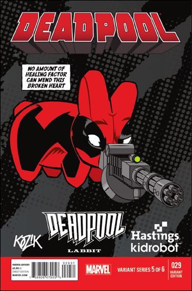 Deadpool (2013) 29-C by Marvel
