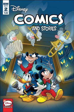 Disney Comics and Stories 2-A