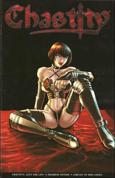 Chastity: Lust for Life 1-C by Chaos! Comics