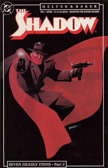 Shadow (1987) 9-A by DC