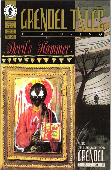 Grendel Tales: The Devil's Hammer 1-A by Dark Horse
