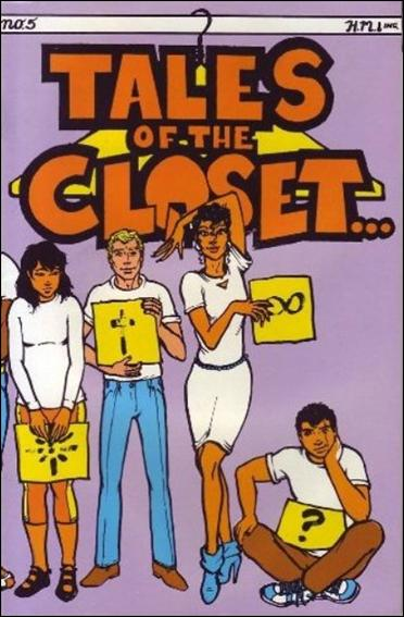 Tales of the Closet 5-A by Hetrick-Martin Institute, Inc.