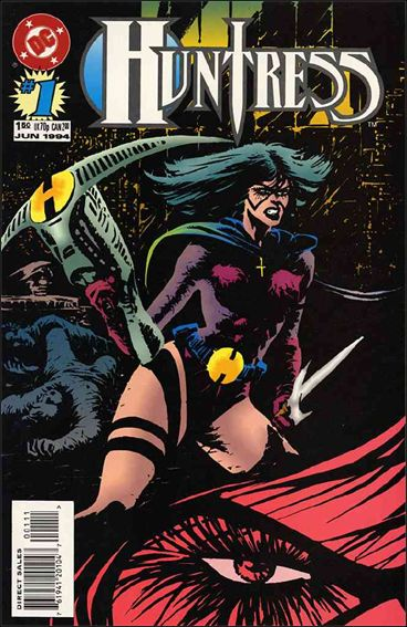 Huntress (1994) 1-A by DC