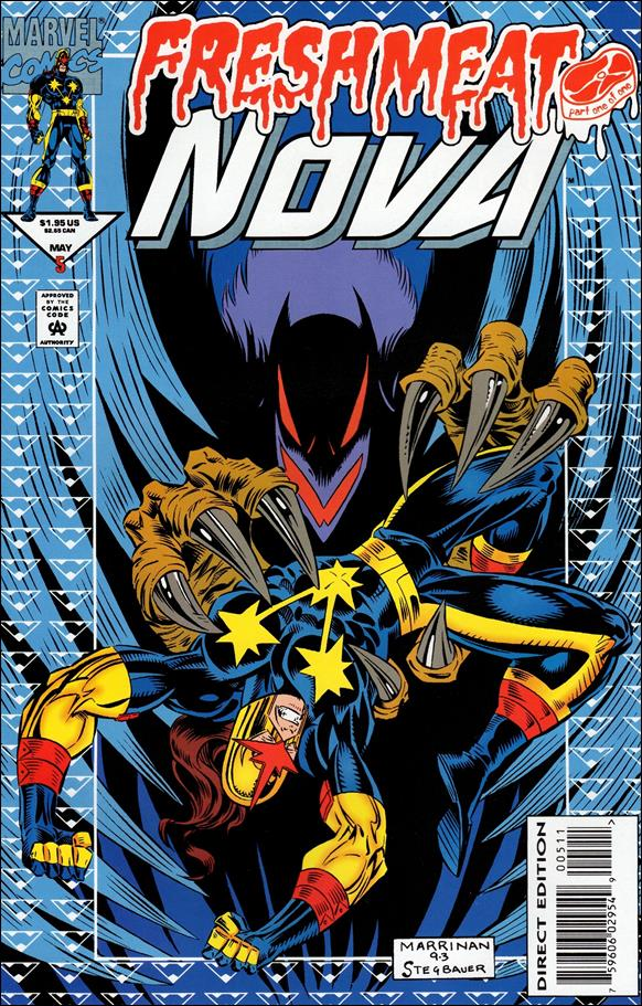 Nova (1994) 5-A by Marvel
