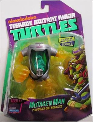 Teenage Mutant Ninja Turtles (2012) Mutagen Man (Pupils)