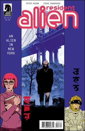 Resident Alien: An Alien in New York 3-A