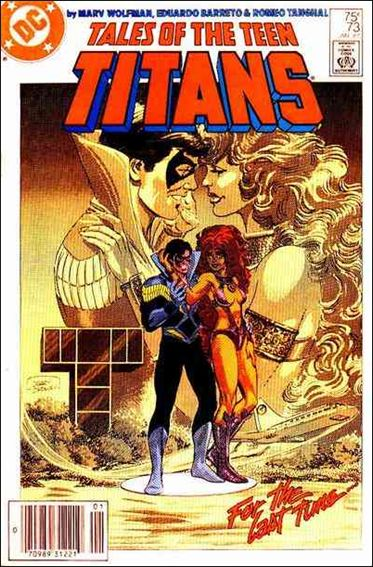 Tales of the Teen Titans 73-A by DC