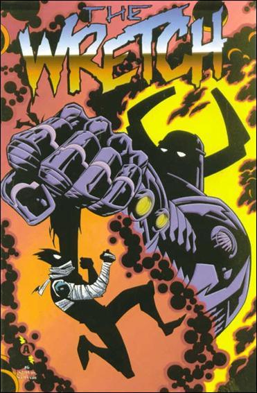 Wretch (1997) 6-A by Amaze Ink