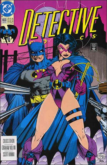 Detective Comics (1937) 653-A by DC
