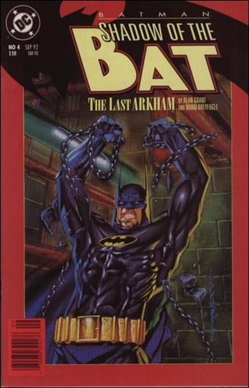 Batman: Shadow of the Bat 4-A by DC