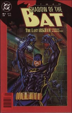 Batman: Shadow of the Bat 4-A