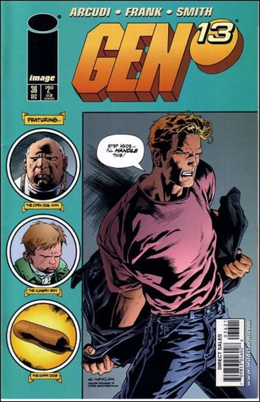 Gen13 (1995) 36-B by WildStorm