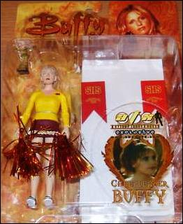Buffy the Vampire Slayer (Series 7) Cheerleader Buffy AFX Exclusive by Diamond Select