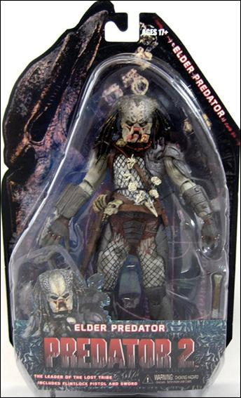 Predator Elder Predator by NECA