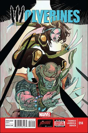 Wolverines 14-A by Marvel
