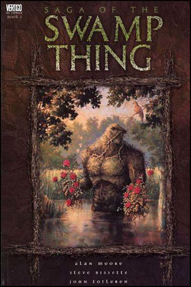 Swamp Thing (1987) 1-D by Vertigo