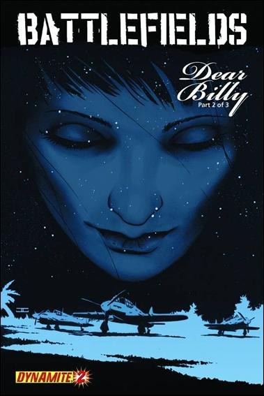 Battlefields: Dear Billy 2-A by Dynamite Entertainment