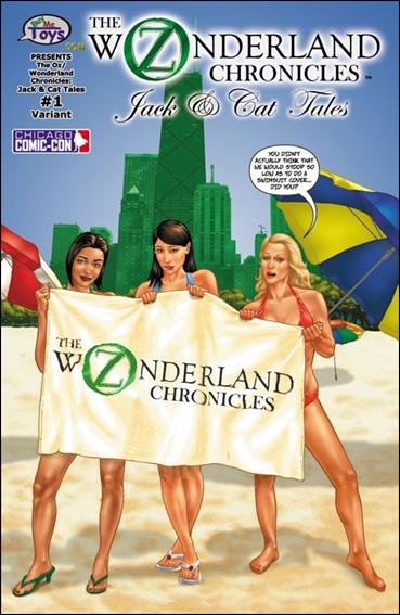 Oz/Wonderland Chronicles: Jack & Cat Tales 1-D by Buy Me Toys.Com