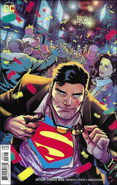 Action Comics (1938) 1006-B by DC