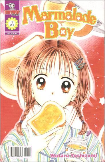Marmalade Boy Comic 1-B by Tokyopop