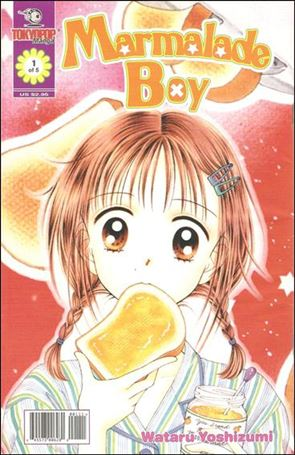Marmalade Boy Comic 1-B