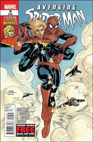 Avenging Spider-Man 9-A