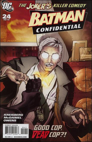 Batman Confidential 24-A by DC