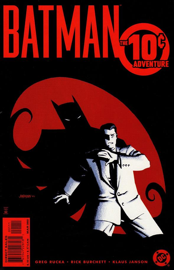 Batman: The 10-Cent Adventure 1-A by DC