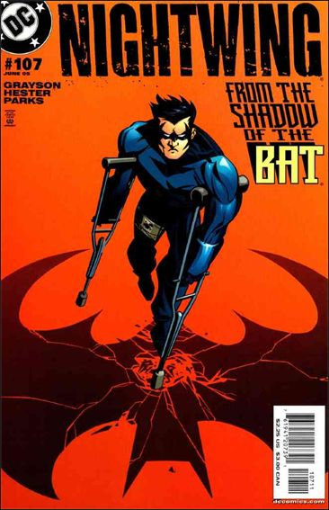 Nightwing (1996) 107-A by DC