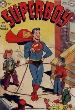 Superboy (1949) 10-A by DC