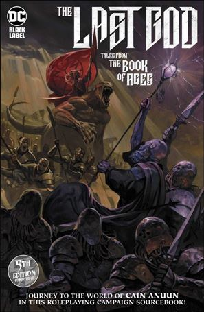 Last God: Tales From the Book of Ages nn-A