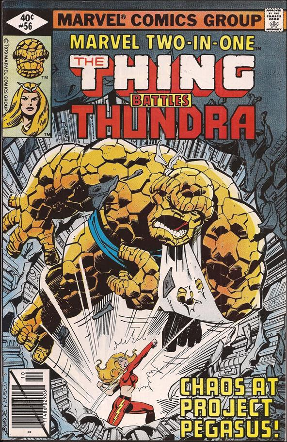 Marvel Two-in-One (1974) 56-A by Marvel