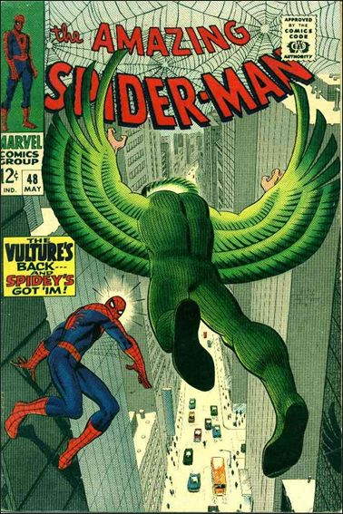 Amazing Spider-Man (1963) 48-A by Marvel