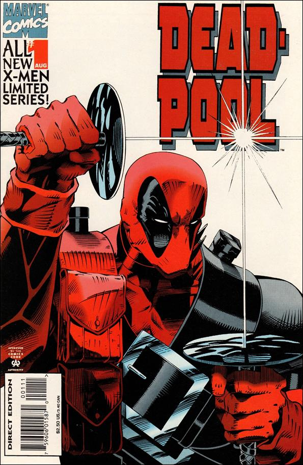 Deadpool (1994) 1-A by Marvel