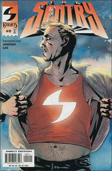 Sentry (2000) 2-A by Marvel