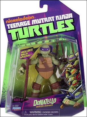 Teenage Mutant Ninja Turtles (2012) Donatello