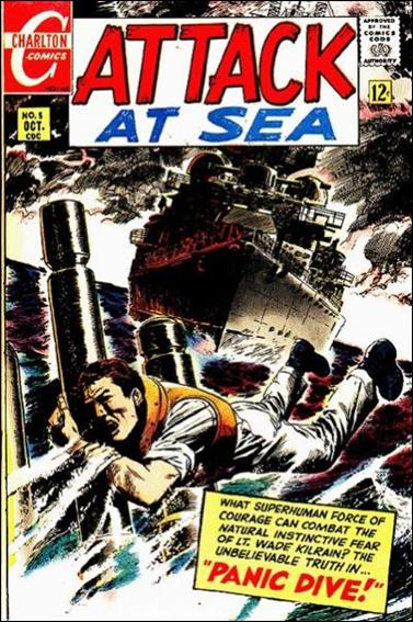 Attack at Sea 5-A by Charlton