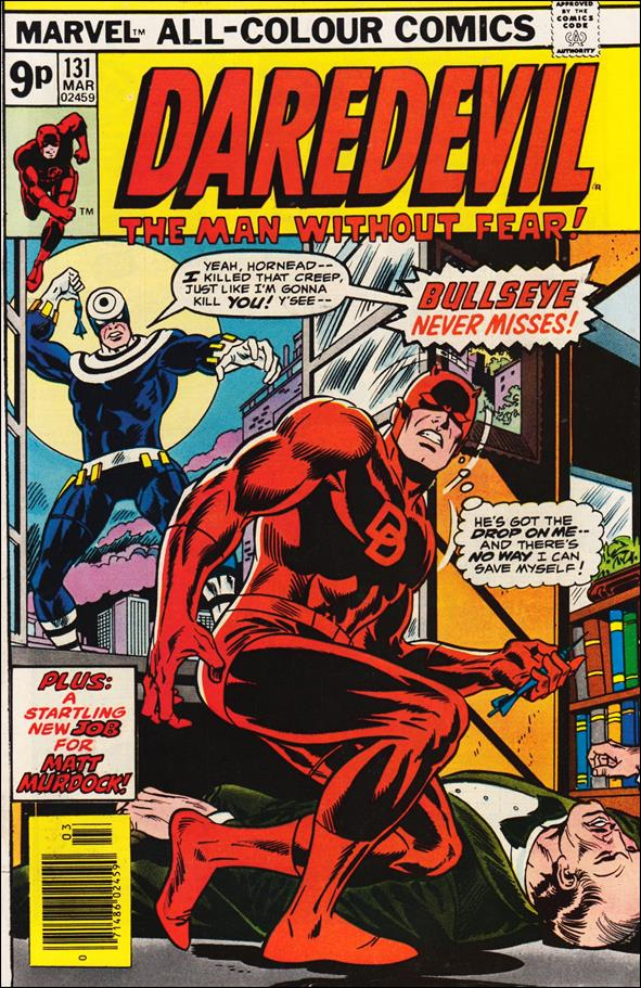 Daredevil (1964) 131-B by Marvel