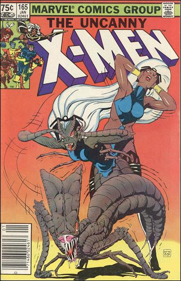 Uncanny X-Men (1981) 165-B by Marvel