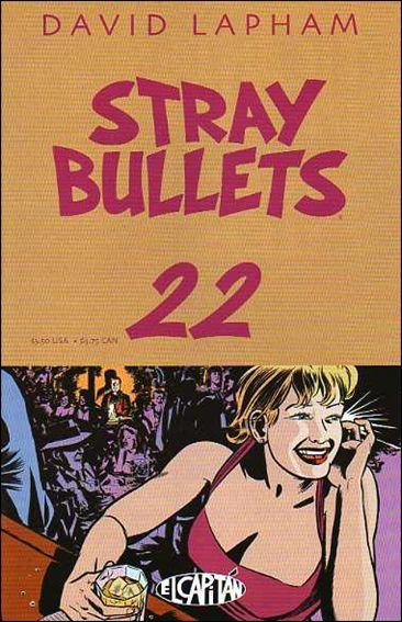 Stray Bullets 22-A by El Capitan