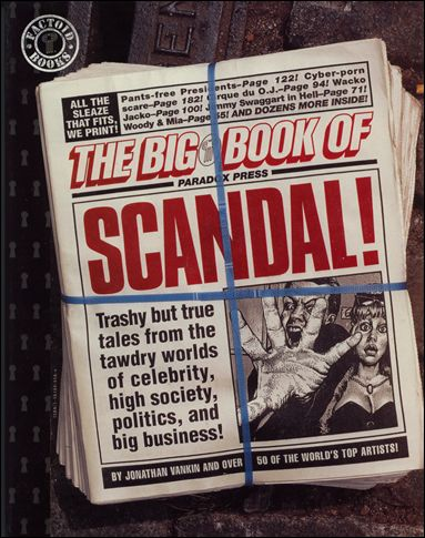 Big Book of Scandal 1-A by Paradox